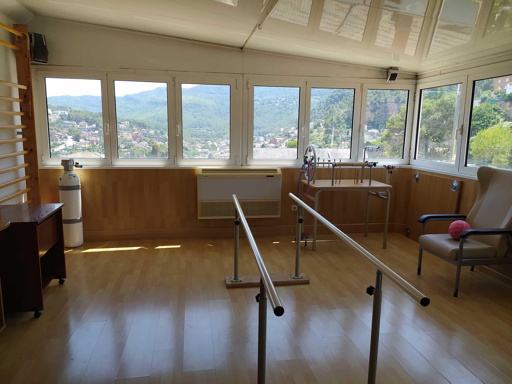 instalaciones residencia geriatrica