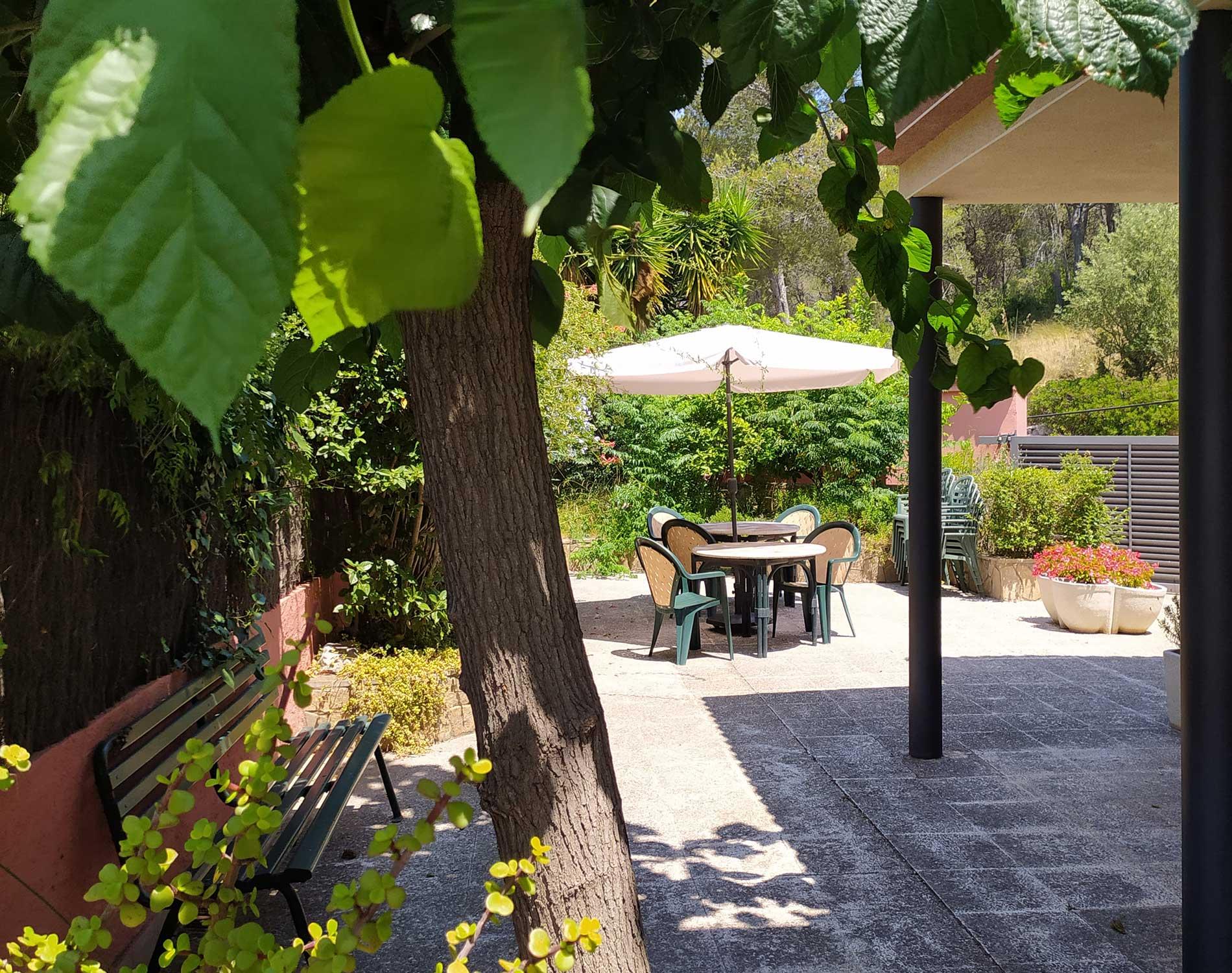jardin residencia